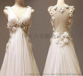 包大人A款雅典娜新娘伴娘服
