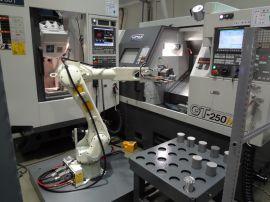 深圳机械手生产厂家报价_数控机床CNC机械手定制-机床改装机械手多少钱