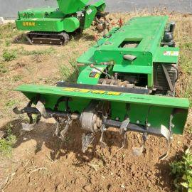 葡萄地开沟施肥机,大  自走式开沟施肥机