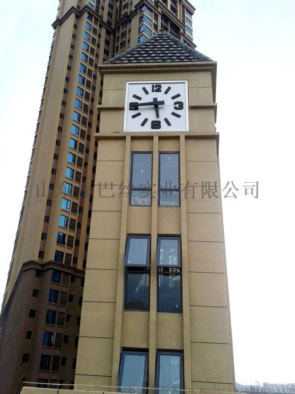 供应定制大型室外建筑用钟楼钟表大型时钟