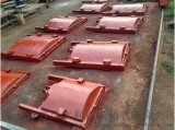鑫川供应 PGZ1.5*1.5米单向铸铁闸门厂家