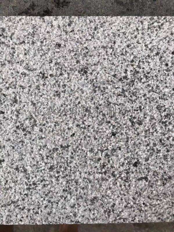 福建芝麻灰G655芝麻白荔枝面地铺石