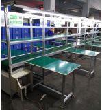 電子流水線 鋁型材框架防靜電皮帶流水線