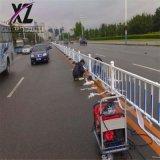 景区门口隔离栏、锌钢市政护栏、市政防护栏