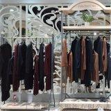 打底外穿系列組合女裝氂牛毛衣18冬品牌折扣女裝尾貨走份批發