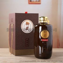 三斤五斤装御藏酒瓶   陶瓷酒瓶定做 白酒瓶大厂家