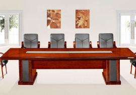 油漆木皮会议台3601款 绿色环保健康家具