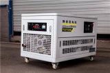 四缸30千瓦無刷靜音汽油發電機組