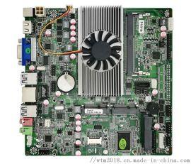 全铝合金多接口M-J3160ITX嵌入式主板