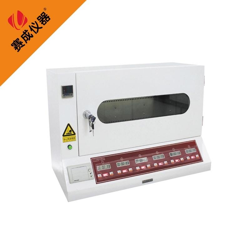 高溫膠帶恆溫持粘性測試儀 溫控持粘性測定儀