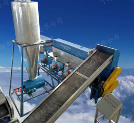 环保树脂粉袋子拆分机A产量高纸塑袋脱纸清洗机