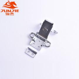 金属配件锁,箱包搭扣定做,J801蝴蝶箱包锁扣