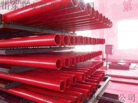 煤矿用涂塑钢管 直缝涂塑钢管 螺旋涂塑钢管