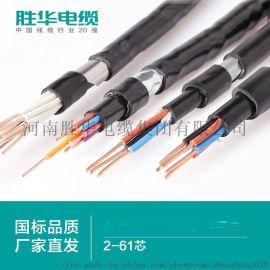 中压铠装钢带交联绝缘纯铜电力电缆_河南胜华电缆集团有限公司
