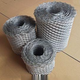 厂家批发钢板网砖带网,建筑墙体砖带网