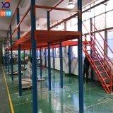 厂家供应阁楼钢平台重型仓储货架二层组合式钢结构平台