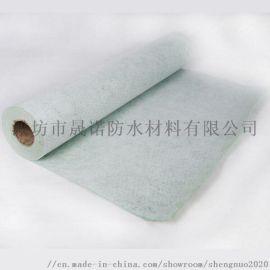 南京晟诺高分子聚乙烯涤纶布屋顶专用防水卷材价格