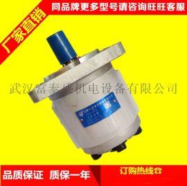 合肥长源液压齿轮泵CBHT-F314-扁左螺纹(G1/2-G3/8)
