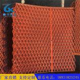 牡丹江建筑脚踏网 钢笆网 爬架菱形钢芭片 冲孔网片
