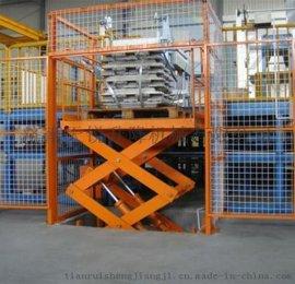 天锐机械定制桐乡高品质固定液压升降平台