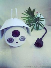 wifi网络摄像机 海康外壳枪机P2P监控摄像头 可对接无线报警器