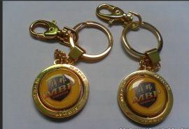 天津金属钥匙扣制作厂家/上海企业钥匙扣定制