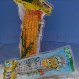 山东诸城厂家定制高阻隔抽真空高温蒸煮水果玉米彩印袋
