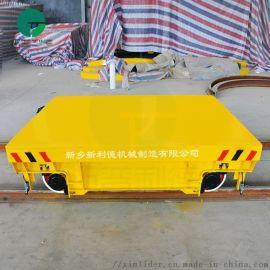 蓄电池重型电动平车 钢材输送车定制生产