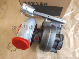 PC220-7挖机 原装增压器 6D102