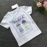 一二線品牌【巴拉巴拉】純T恤童裝品牌折扣童裝走份