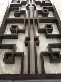 佛山纳米喷涂不锈钢仿铜屏风隔断厂家