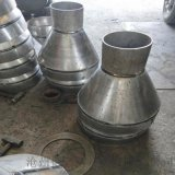 不锈钢漏斗雨水斗定制 04S301-70锥形漏斗