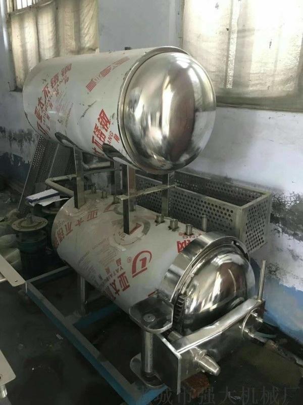 一手货源全新杀菌锅  强大机械销售各种类型杀菌锅