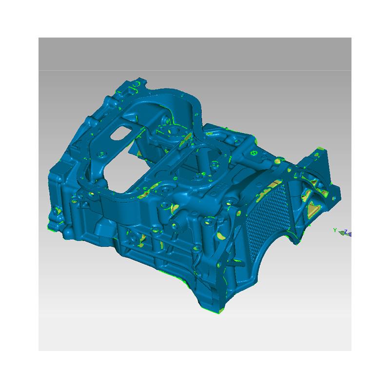 武汉三维扫描, 3D抄数设计, 武汉逆向建模