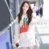 秋冬款韓版學生外套寬鬆女衛衣加工定做