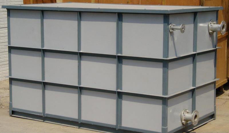 矩形水箱 玻璃钢家庭水箱 施工水箱厂家供应