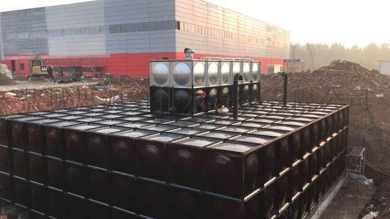 连云港地埋式箱泵一体化消防供水设备