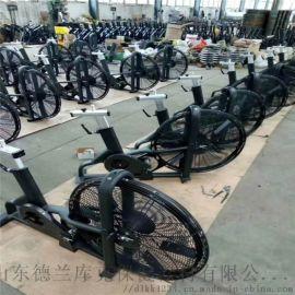南昌供應風扇單車風阻健身動感單車特殊材質研制