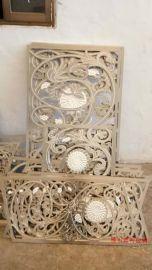 济南铝艺楼梯厂家定做 合理设计旋转雕花楼梯扶手