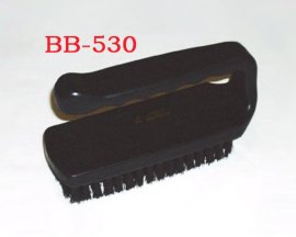 导电塑胶柄刷子(BB-530)