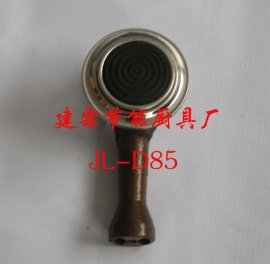 单管铸铁金花红外线燃气节能炉头(JL-D85)