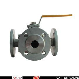 德国VATTENQ41F-16P 球阀中德合资上海工厂    手动球阀 手动三通球阀