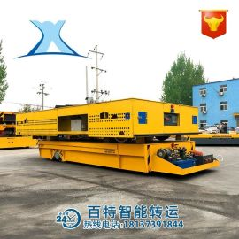 重型工具车人造板移动 物流运输车辆 运输车电动转盘