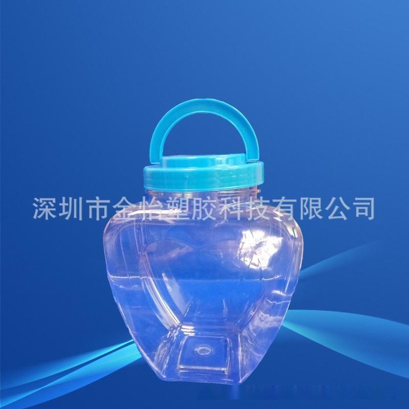 现货供应PET1.5L玩具包装瓶PET食品瓶1.5L数据线包装瓶食品包装瓶