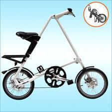 折叠自行车 (CB-BIKE001)