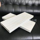 白橡木纹铝方通 u型铝方通吊顶 工程木纹铝方通天花规格