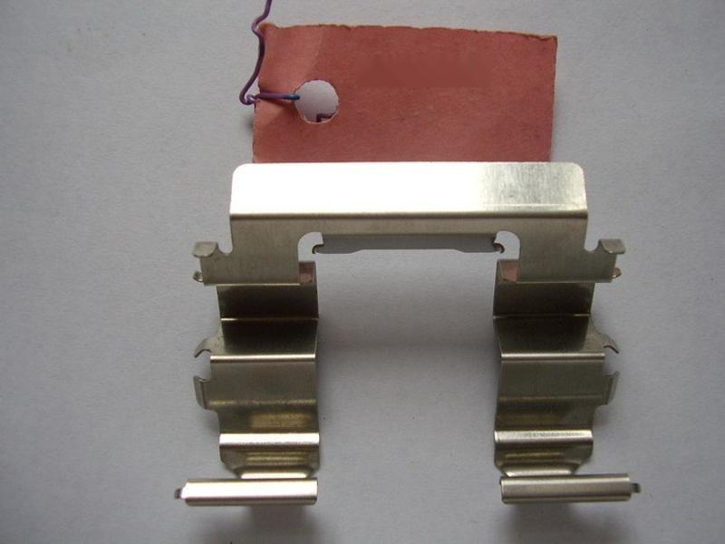 供应汽车刹车片卡簧 卡扣 弹簧卡子