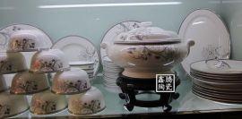 供应礼品陶瓷餐具 景德镇套装餐具