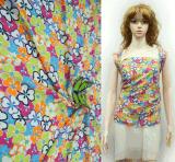 雪纺面料 时装面料 雪纺时尚服装数码印花布料