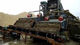 移动式破碎机,移动式破碎制砂生产线